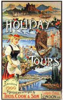 CookA•s 1890s UK holidays holiday companies tours tour operators thomas Thomas Cook
