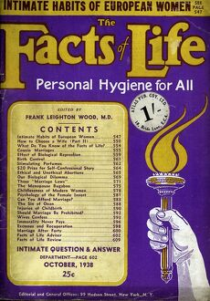 The Facts of Life 1930s USA magazines