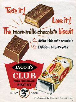 Jacob's,1960s,UK