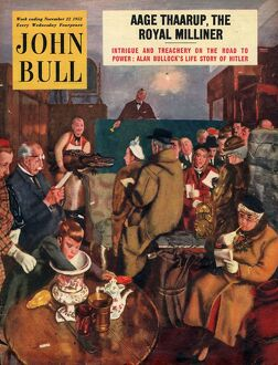 John Bull 1952 1950s UK auctions sales shopping antiques magazines family