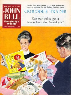John Bull 1960s UK holidays brochures planning magazines