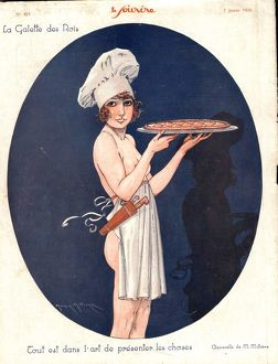 Le Sourire 1926 1920s France erotica cooking sex magazines