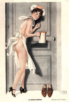 1930s/le sourire 1930s france erotica servants room