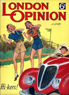 1930s/london opinion 1930s uk hitchhiking glamour magazines
