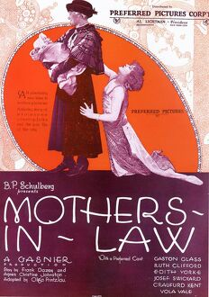 Mothers in law Mothers-in-law 1920s USA