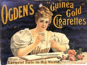 OgdenA•s 1900s UK cigarettes smoking glamour