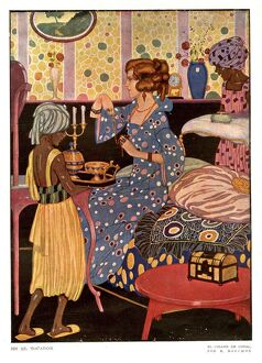 1920s/spanish afternoon tea 1920s spain cc exotic oriental